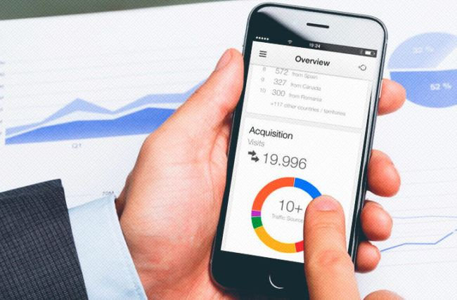 Os 5 principais relatórios do Google Analytics para mensurar